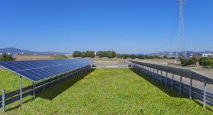 営農太陽光写真